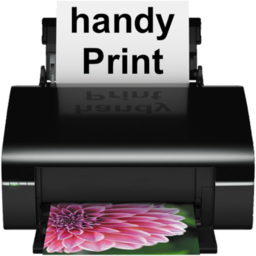 Logo for handyPrint