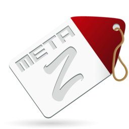 Logo for MetaZ