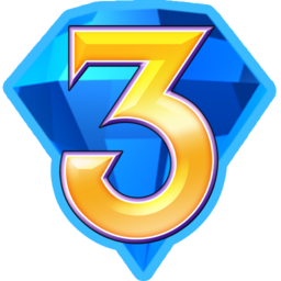 Logo for Bejeweled 3