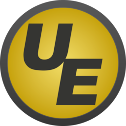 Logo for UltraEdit