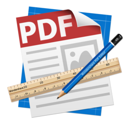 Logo for Wondershare PDF Editor