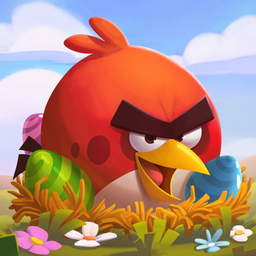 Logo for Angry Birds