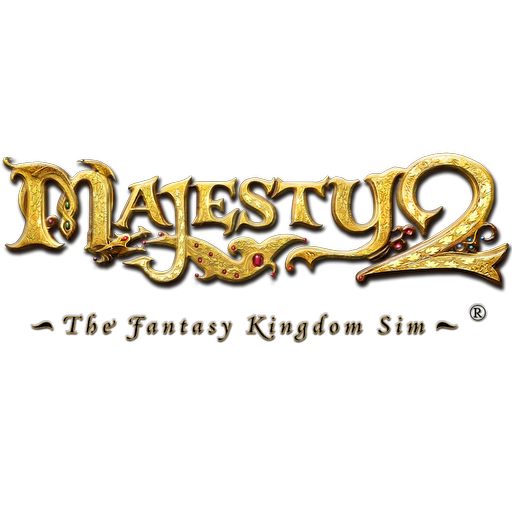 Logo for Majesty 2