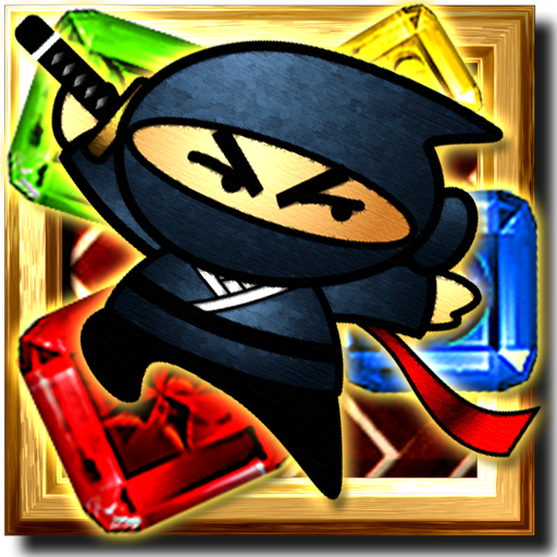 Logo for Ninja Puzzle