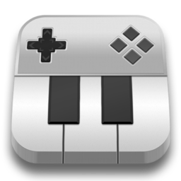 Logo for Piano Game X