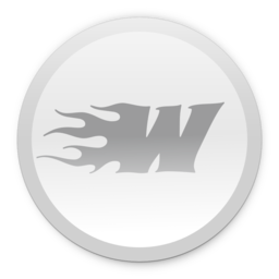 Logo for Whoosh