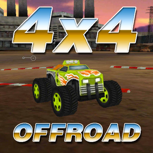Logo for 4x4 Offroad Racing