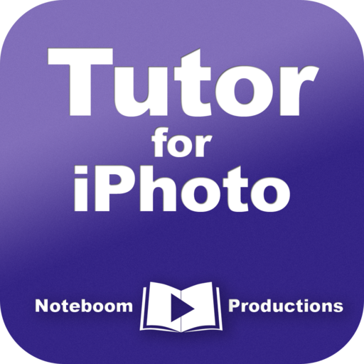 Logo for Tutor for iPhoto