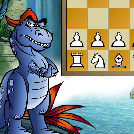 Logo for Dinosaur Chess