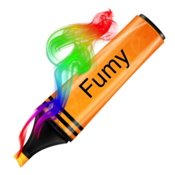 Logo for Fumy