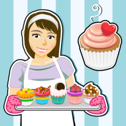 Logo for Cupcake Baker