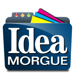 Logo for Idea Morgue