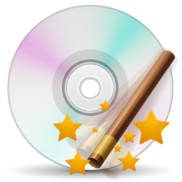 Logo for DVD Ripper HD