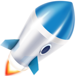 Logo for Launcher