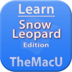 Logo for Learn Mac OS X 10.6