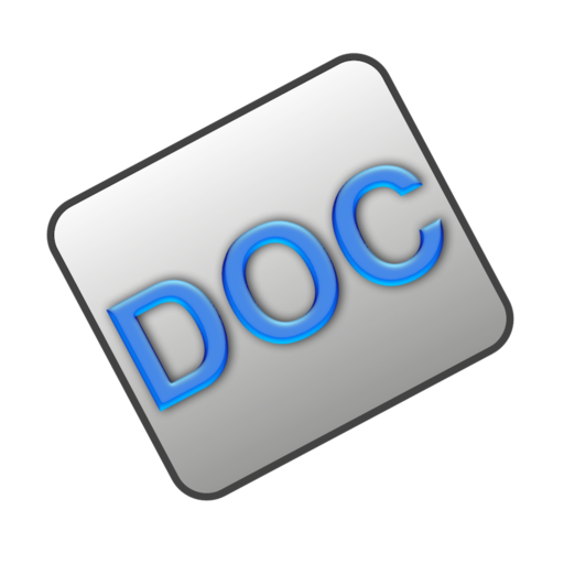 Logo for Document Orderly Converter