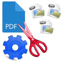Logo for CM PDF and TIFF Page Extractor