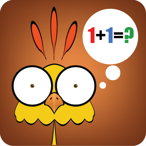 Logo for Chicken Math