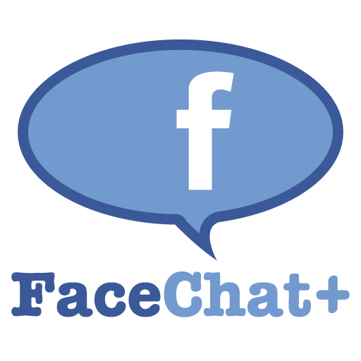 Logo for FaceChat+