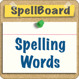 Logo for SpellBoard