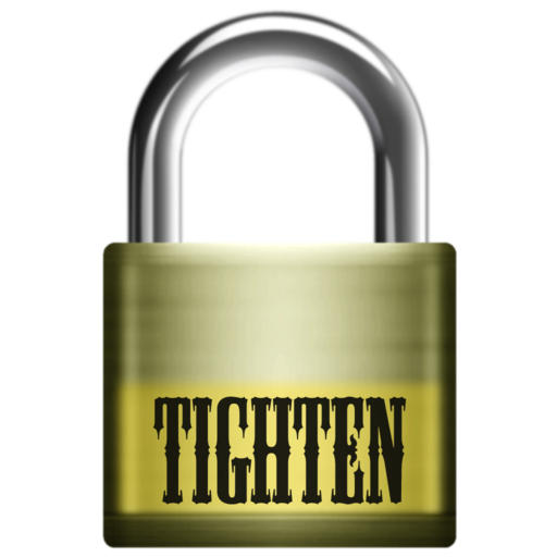 Logo for Tighten Pro