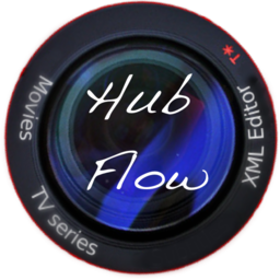 Logo for HubFlow