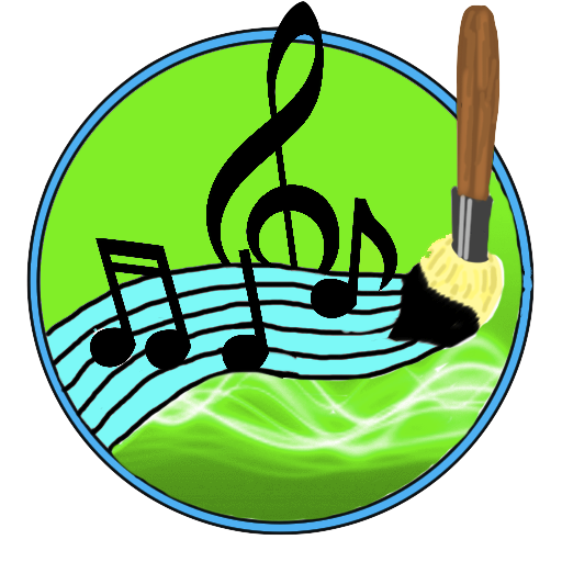Logo for Paint Me A Song