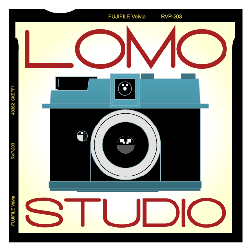 Logo for Lomo Studio