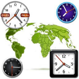 Logo for Desktop Clock