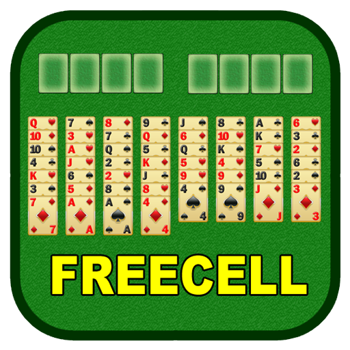 Logo for FreeCell