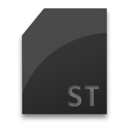 Logo for SwiftText