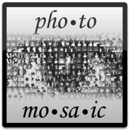 Logo for photo mosaic