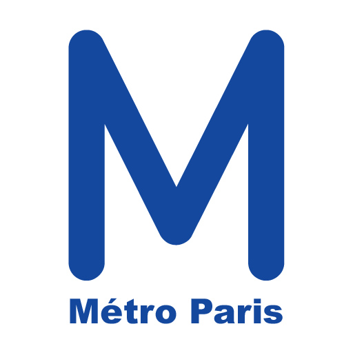 Logo for Paris Metro