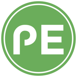 Logo for PhysicsEditor