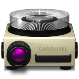 Logo for Carousel