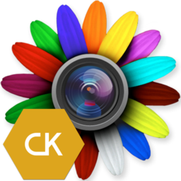 Logo for FX Photo Studio CK
