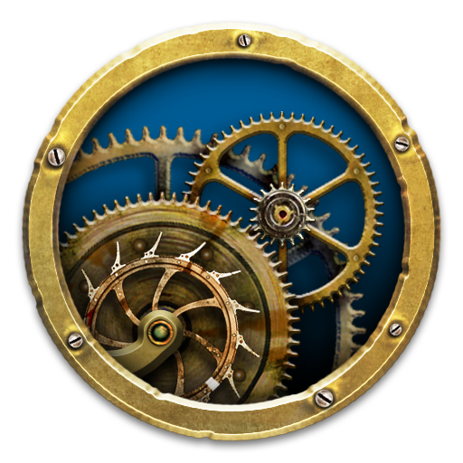 Logo for Mechanical Clock 3D