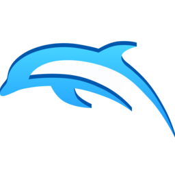 Logo for Dolphin