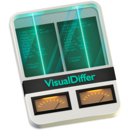 Logo for VisualDiffer