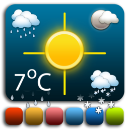 Logo for Live Dock Weather