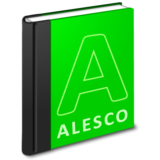 Logo for Alesco Trade Journal