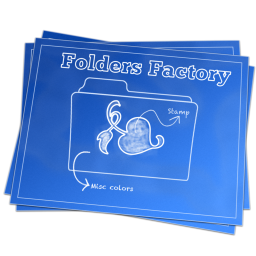 Logo for Folders Factory