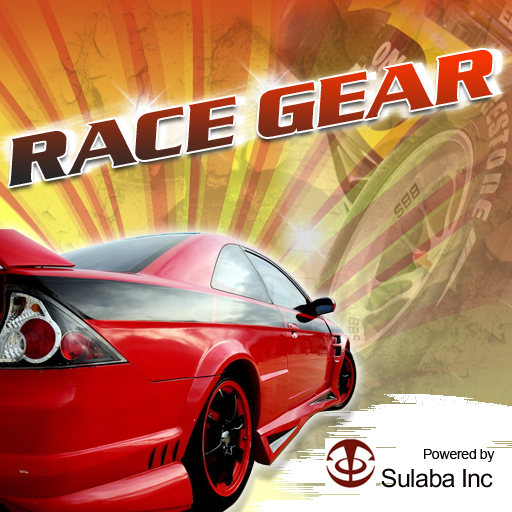 Logo for Race Gear