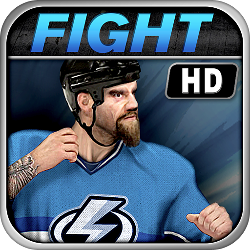 Logo for Hockey Fight Pro