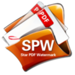 Logo for Star PDF Watermark