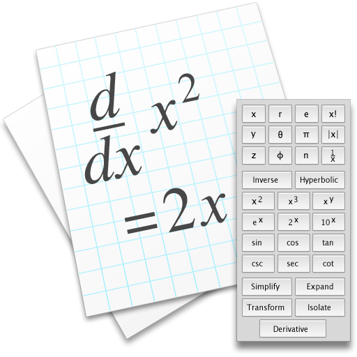 Logo for Equation Calculator