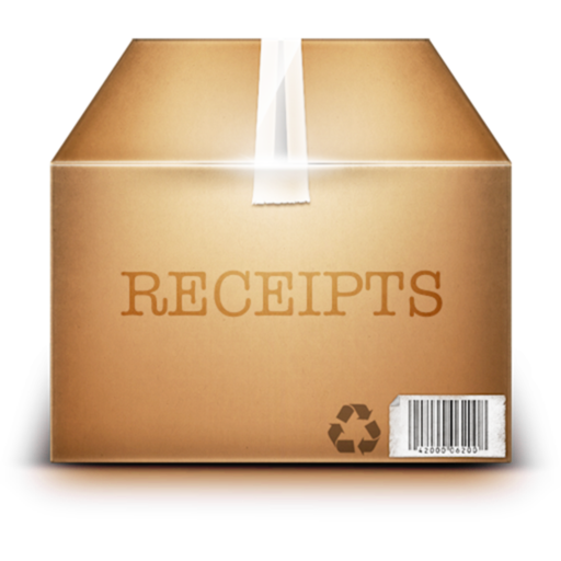 Logo for ReceiptBox