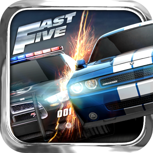 Logo for Fast Five the Movie: Official Game