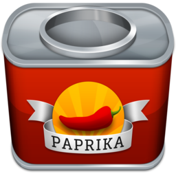 Logo for Paprika Recipe Manager