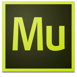 Logo for Adobe Muse CC 2017